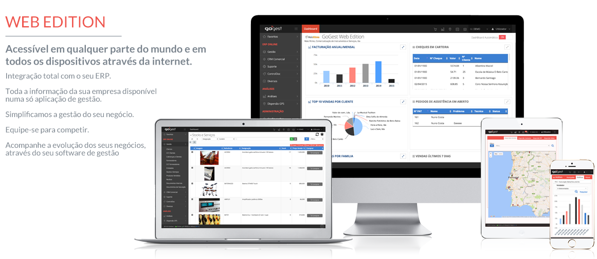 GoGest - Web Edition