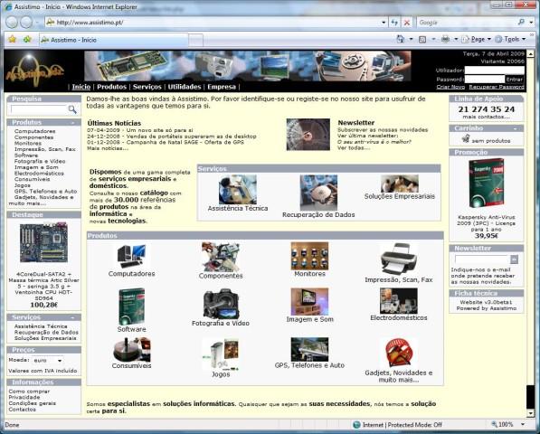 Novo Site v3.0